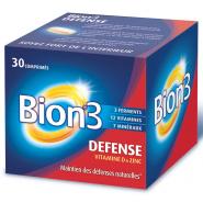 Bion 3 Défenses Adultes x 30
