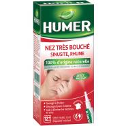 Humer Action Rapide Nez Très Bouché 15 ml