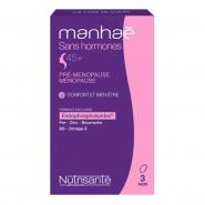 Manhaé Féminité Ménopause 3 mois x 90