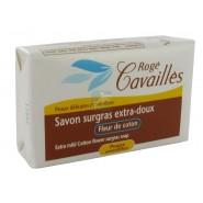 Rogé Cavaillès Savon Surgras Extra Doux Fleur de Coton 150 g