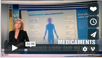 LaSante.net sur TF1 !